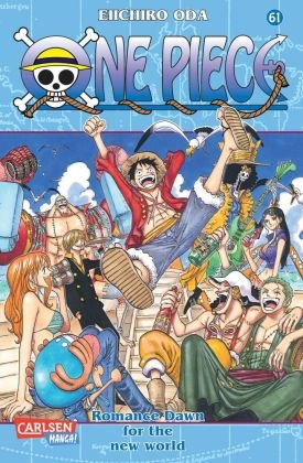 One Piece - Romance Dawn for the new world