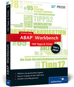 ABAP Workbench - 100 Tipps & Tricks
