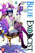 Blue Exorcist - Bd.4
