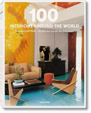 100 Interiors around the World, 2 Vols.