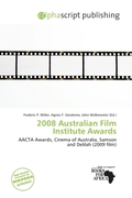 2008 Australian Film Institute Awards