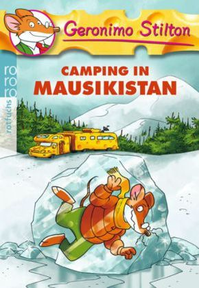Geronimo Stilton - Camping in Mausikistan