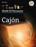 Cajón, m. Audio-CD