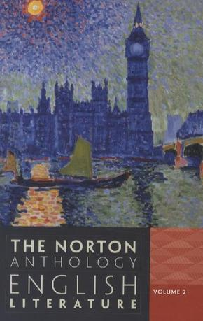 The Norton Anthology of English Literature - Vol.2