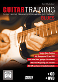Guitar Training Blues, m. Audio-CD u. DVD