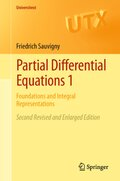 Partial Differential Equations - Vol.1