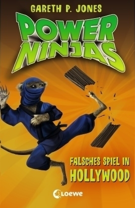 Power Ninjas - Falsches Spiel in Hollywood