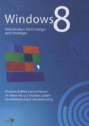 Kennenlernen windows 8