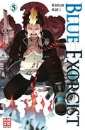 Blue Exorcist - Bd.5