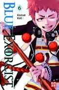 Blue Exorcist - Bd.6