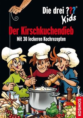 die drei fragezeichen-kids - der kirschkuchendieb - terrashop.de