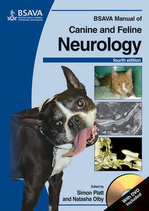 BSAVA Manual of Canine and Feline Neurology, w. DVD-ROM