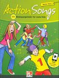 Action Songs, m. DVD