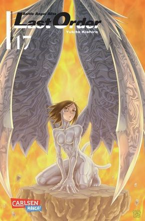 Battle Angel Alita - Last Order - Bd.17