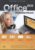 Office 2013 Videolernkurs, 1 DVD-ROM