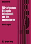 Wörterbuch der Elektronik, Datentechnik und Telekommunikation / Dictionary of Electronics, Computing and Telecommunicati