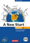 A New Start, Refresher, New Edition 2013: Refresher A2, Coursebook with Grammar and Vocabulary Booklet and 2 Audio-CDs
