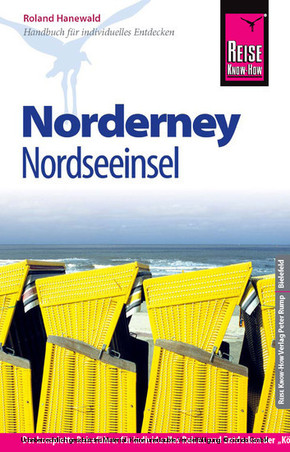Reise Know-How Nordseeinsel Norderney