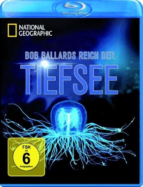 National Geographic - Bob Ballards Reich der Tiefsee, 1 Blu-ray