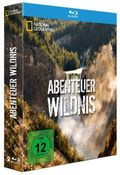 National Geographic - Abenteuer Wildnis, 2 Blu-rays - Vol. 1 & 2
