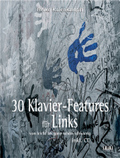 30 Klavier-Features für Links, m. Audio-CD