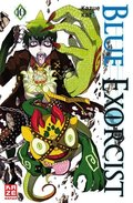 Blue Exorcist - Bd.10