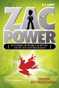 Zac Power - Mission Giftfrosch-Insel