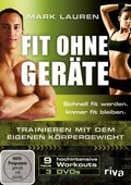 Fit ohne Geräte, 3 DVDs
