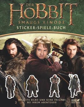 Der Hobbit: Smaugs Einöde - Sticker-Buch