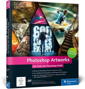 Photoshop Artworks, m. DVD-ROM