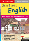 Start into English: Buch