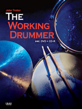 The Working Drummer, m. DVD + MP3-CD, deutsche Ausgabe