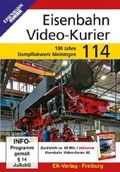 Eisenbahn Video-Kurier 114, 1 DVD