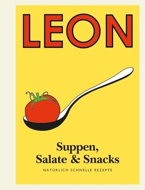 Leon Mini Suppen, Salate & Snacks
