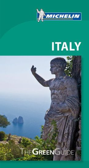 Michelin The Green Guide Italy