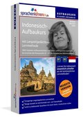 Indonesisch-Aufbaukurs, PC CD-ROM m. MP3-Audio-CD