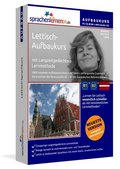 Lettisch-Aufbaukurs, PC CD-ROM m. MP3-Audio-CD