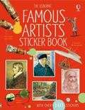 The Usborne Famous Artists Sticker Book