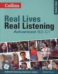 Real Lives, Real Listening: Advanced, Student's Book w. MP3-CD