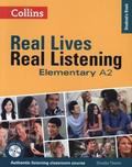 Real Lives, Real Listening: Elementary, Student's Book w. MP3-CD