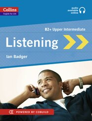 Collins English for Life: Listening - Upper intermediate B2, w. MP3-CD