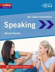 Collins English for Life: Speaking - Upper intermediate B2, w. MP3-CD