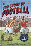 The Story of Football, w. Audio-CD