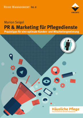 PR & Marketing für Pflegedienste