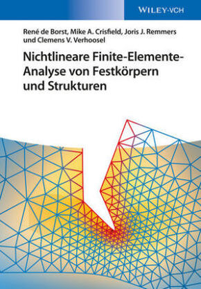 Nichtlineare finite elemente analyse von festk rpern und for Finite elemente analyse