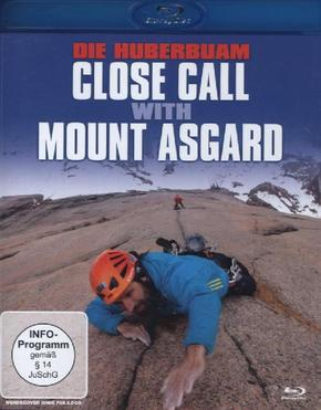 Die Huberbuam - Close call with Mount Asgard, 1 Blu-ray