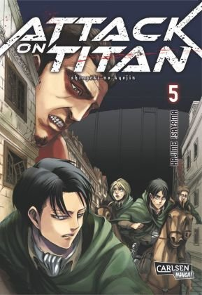 Attack on Titan - Bd.5