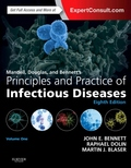 Mandell, Douglas, and Bennett's Principles and Practice of Infectious Diseases, 2 Vols.