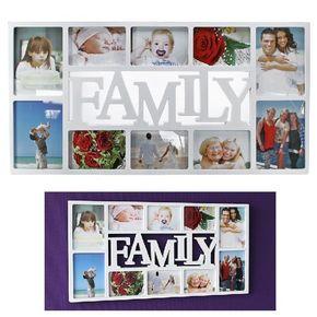 bilderrahmen collage family innerhalb von 24 stunden vorr tig versandkostenfrei. Black Bedroom Furniture Sets. Home Design Ideas