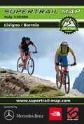 Supertrail Map Livigno / Bormio